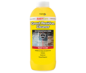 EASY Grout Residue Cleaner